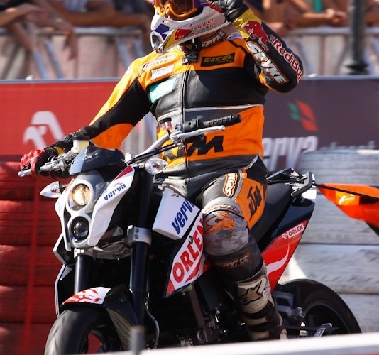 Austriak Verva Street Racing Warszawa