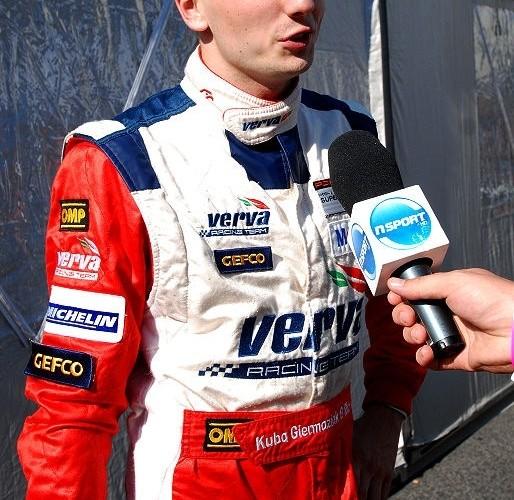 Jakub Giermaziak Verva Racing Team