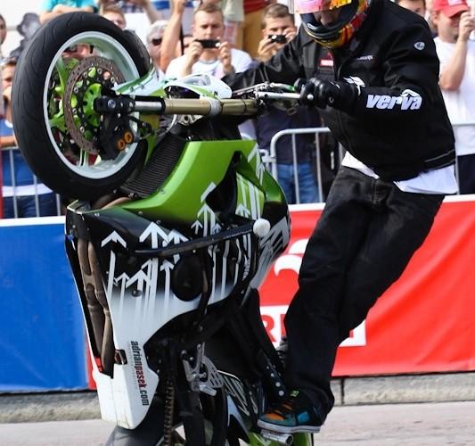 Verva Street Racing Warszawa Pasio