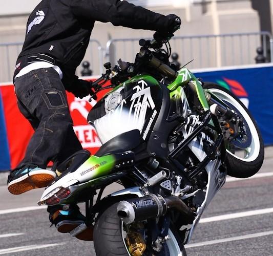 Verva Street Racing Warszawa pokaz Pasio
