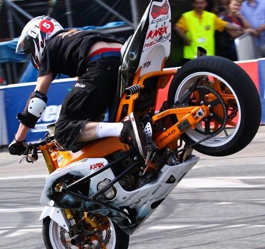 Verva Street Racing Warszawa stopie