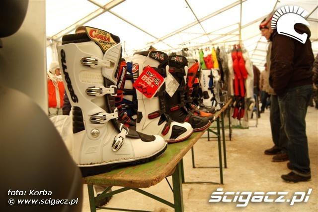 buty motocross Motobazar 2010