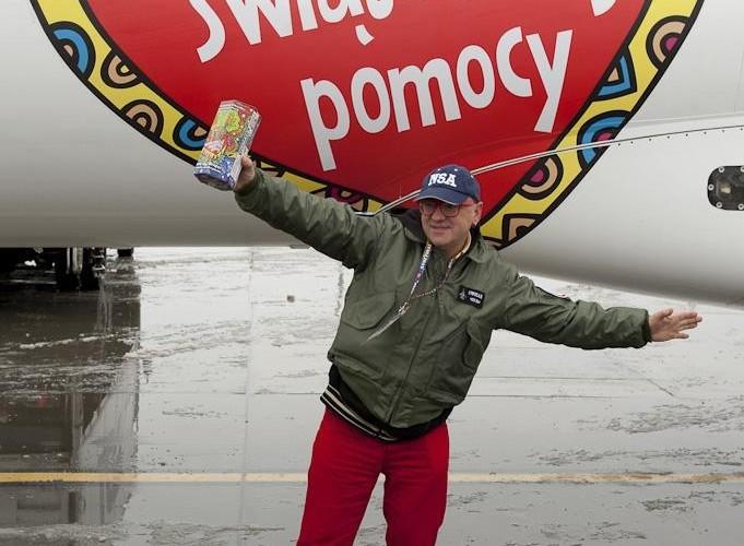 jurek samolot WOSP 18final Lukasz Widziszowski LCS 8355