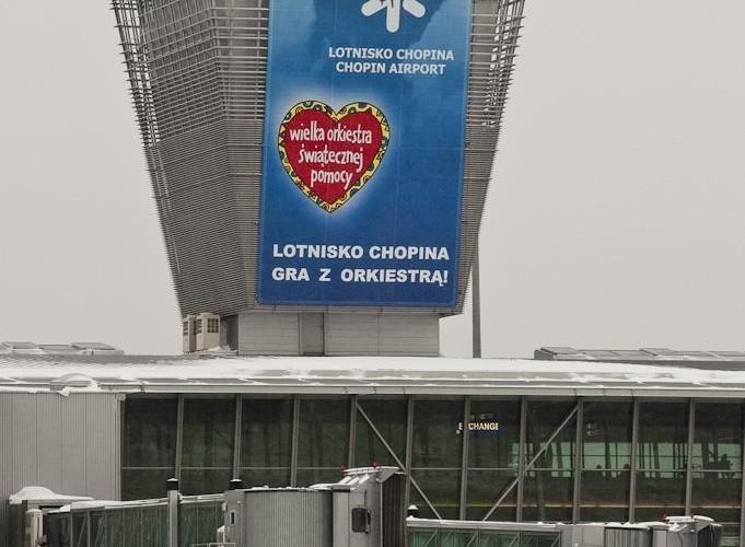 lotnisko chopina gra z orkiestra WOSP 18final Lukasz Widziszowski LCS 8118