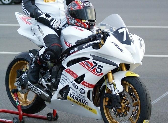 Puchar Yamaha Marcin Malecki