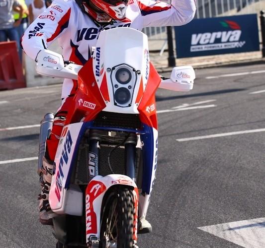 Dakarowiec Wyscigi Uliczne Verva Street Racing