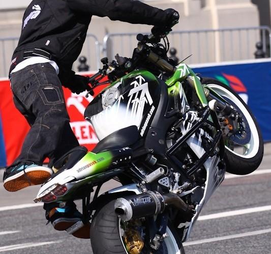 Guma Pasio Wyscigi Uliczne Verva Street Racing