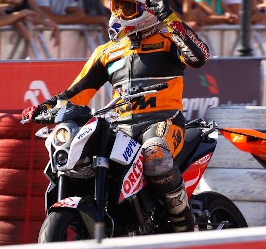 KTM Wyscigi Uliczne Verva Street Racing