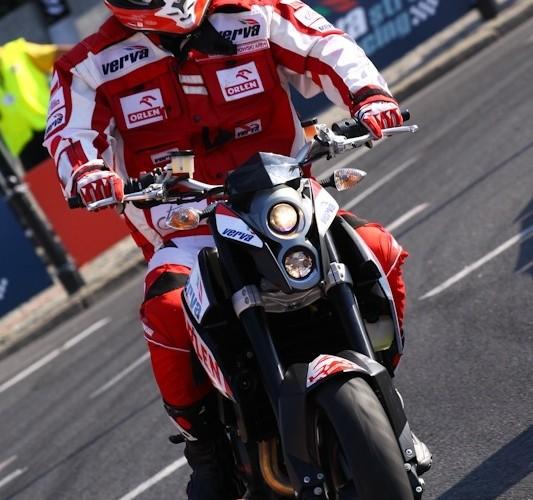 Marek Dabrowski Wyscigi Uliczne Verva Street Racing