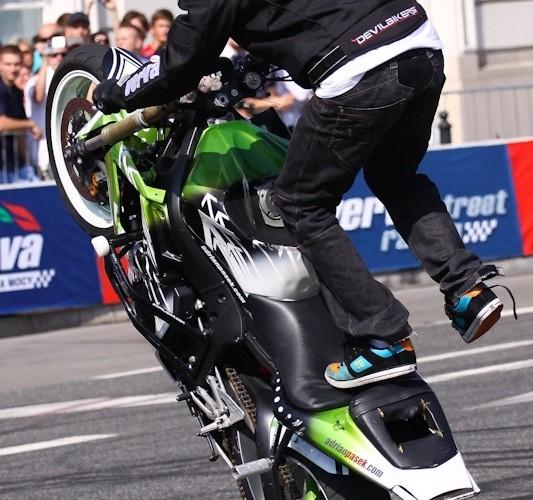 Pasio Wyscigi Uliczne Verva Street Racing