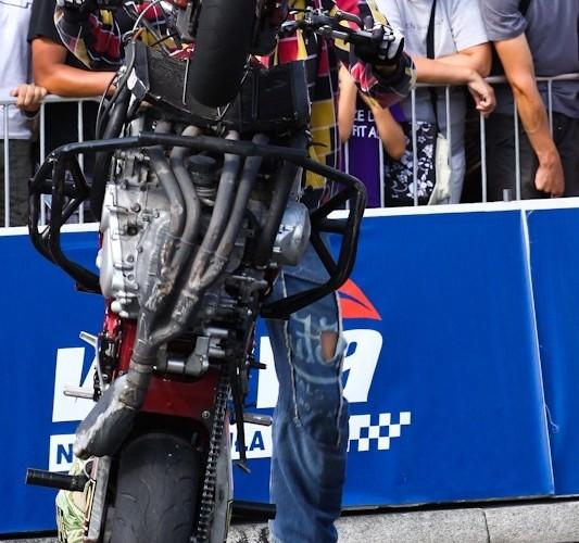 Pion na Wyscigi Uliczne Verva Street Racing