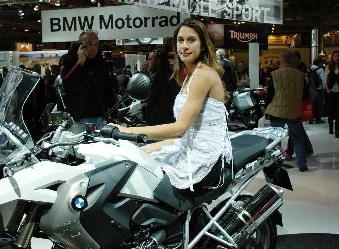 Targi Mediolan 2009 BMW
