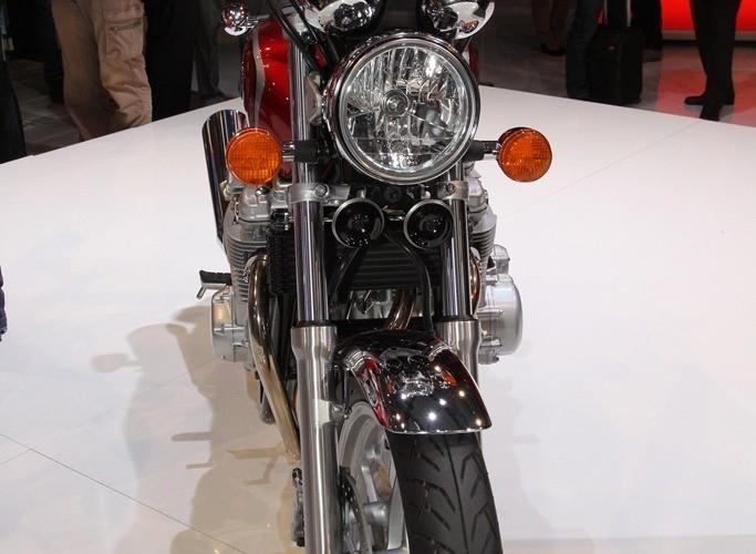 Nowosc Honda CB1100 2013
