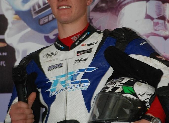Dean Harrison Lightweight TT