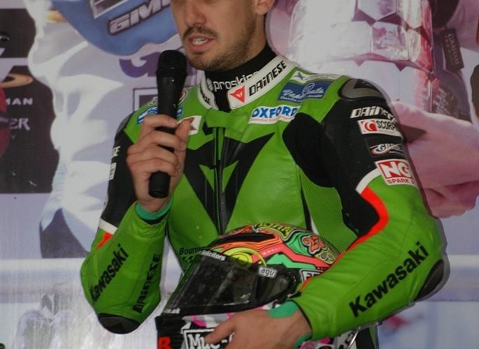 James Hillier Lightweight TT