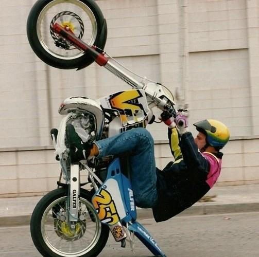 1996 pierwszy dzien treningow