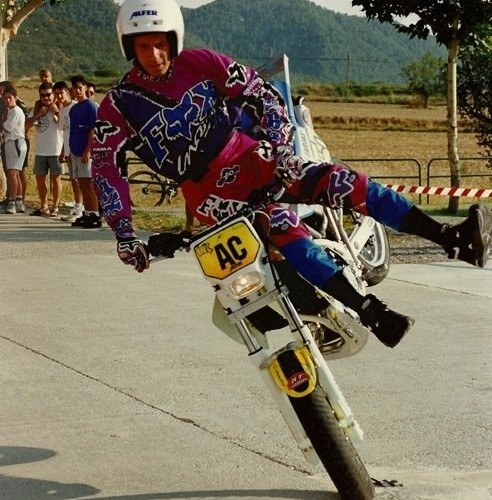 AC Farias old stunt show