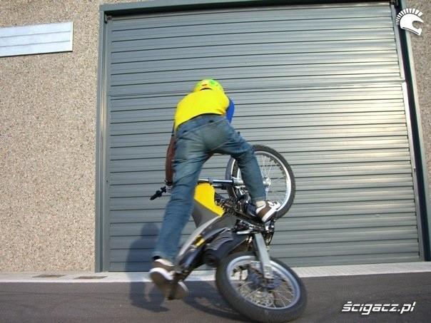 stunt trening