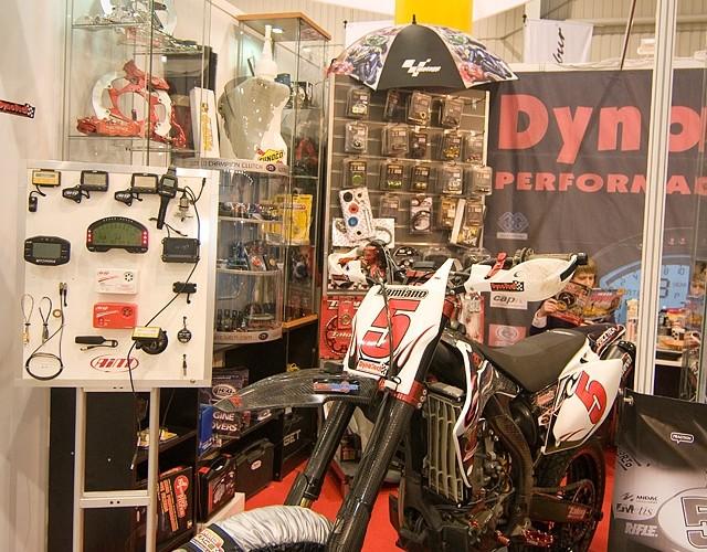 II Ogolnopolska Wystawa Motocykli i Skuterow 2010 Dynojet