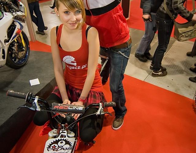 II Ogolnopolska Wystawa Motocykli i Skuterow 2010 Mikulski