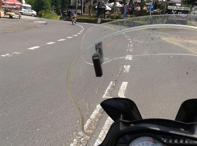 szczyt mekka rowerow