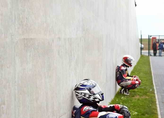 Red Bull Rookies Cup na Silverstone