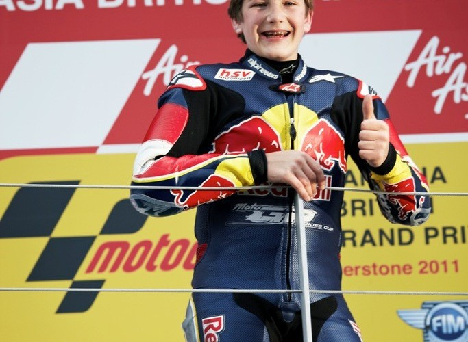 Zwyciezcy Red Bull Rookies Cup