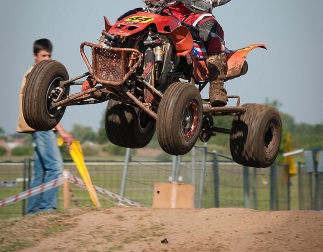grzegorz brzozowski wyskok motocross