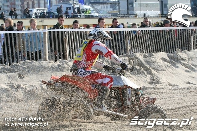 Le Touquet 2009 plaza wyscig quadow