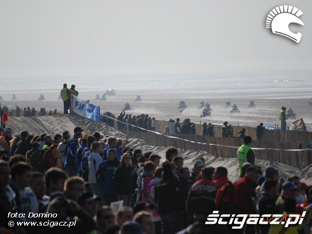 Le Touquet 2009 wyscig quadow