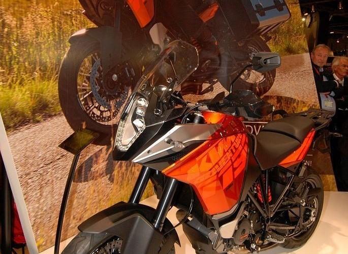 KTM 1190 Adventure 2013 Intermot