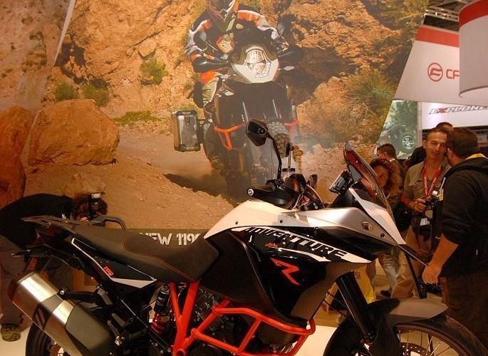 KTM 1190 Adventure 2013 R
