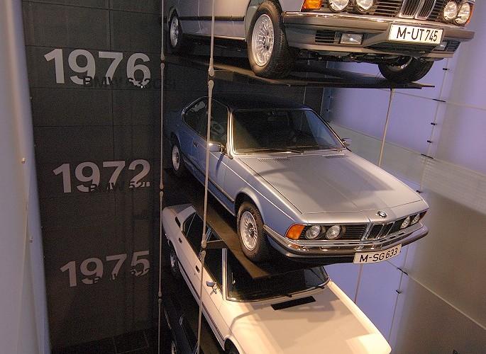 BMW seria 5 pokolenia