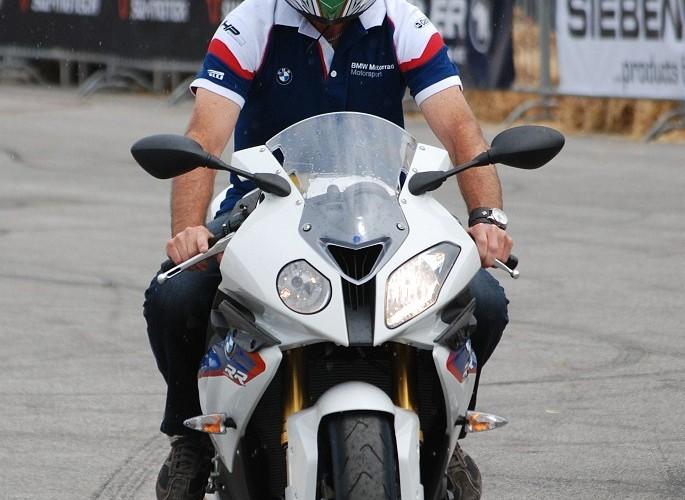 BMW S1000RR Troy Corser
