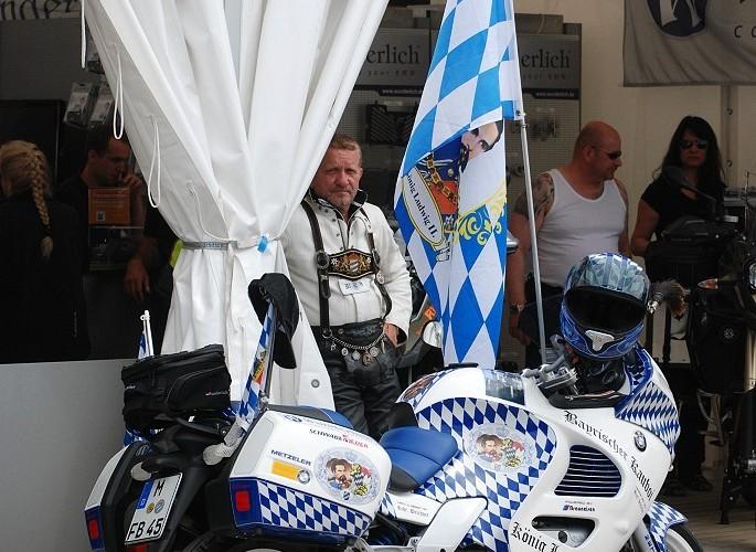 Bawarskie malowanie BMW