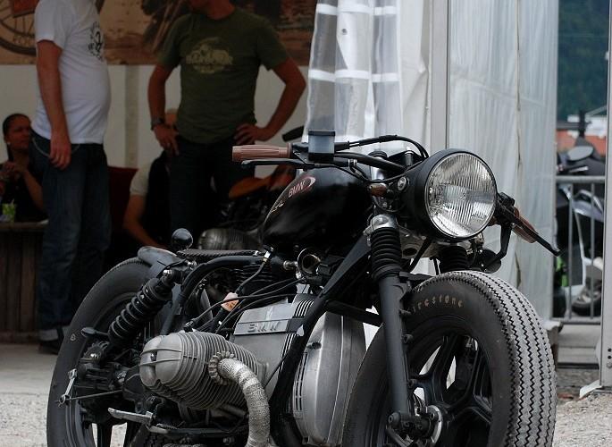 Custom na BMW Motorrad Days