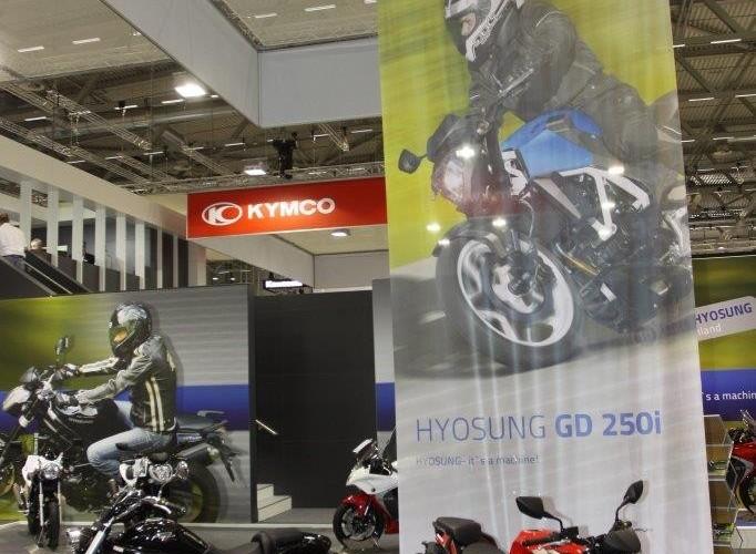 Hyosung Intermot 2014