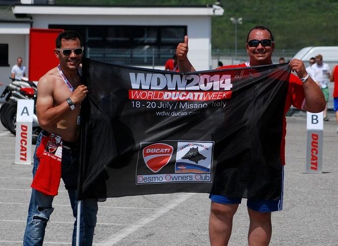DOC Italy Ducati