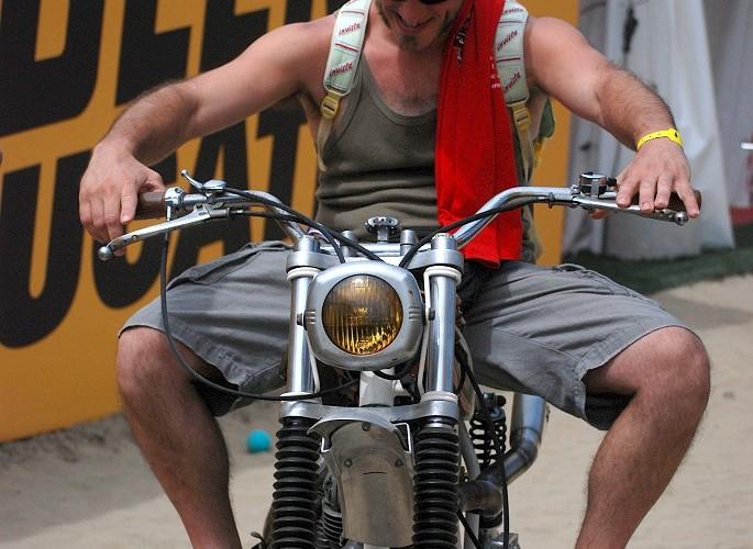 Ducati Chupito WDW