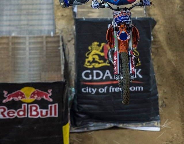 Danny Torress shaolin Diverse Night Of The Jumps Ergo Arena 2015