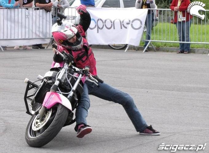 stunt fim rally 2012