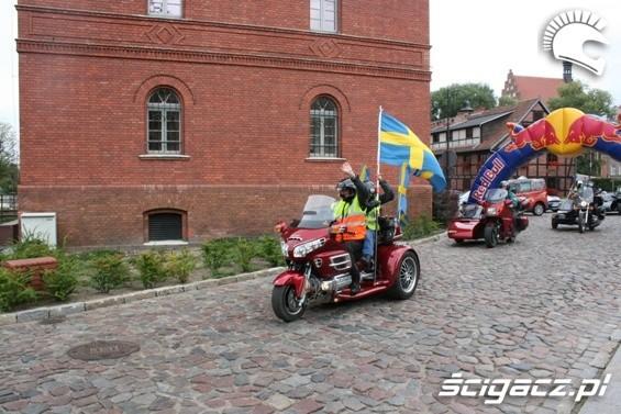 szwdzkie flagi fim rally 2012