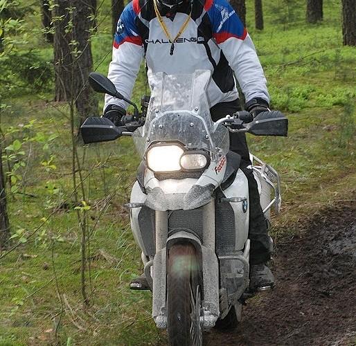 Karol Godyn BMW GS