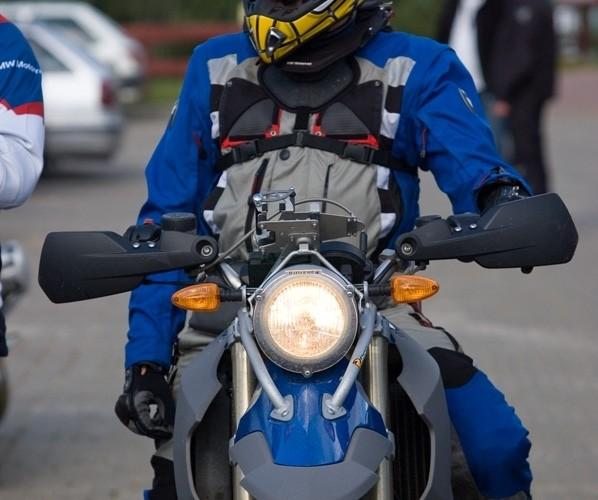 bmw hp2 niebieskie bmwchallange