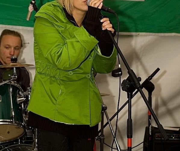wokalistka zespol bmw challange
