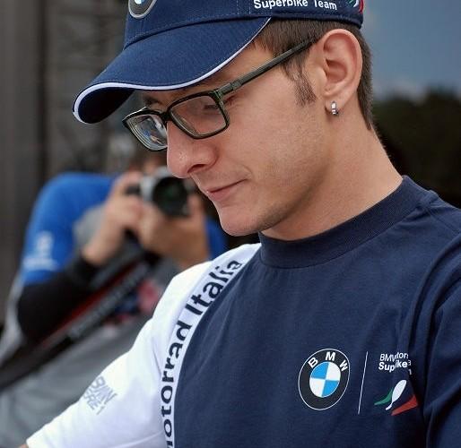 Ayrton Badovini BMW Team