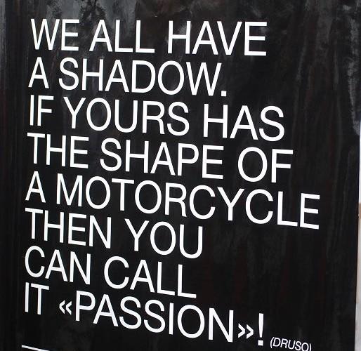 Slowem o pasji do motocykli