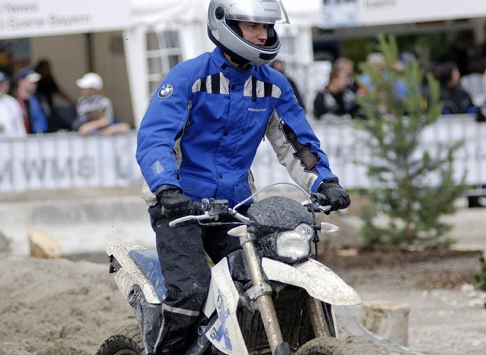 BMW Days Enduro Rider