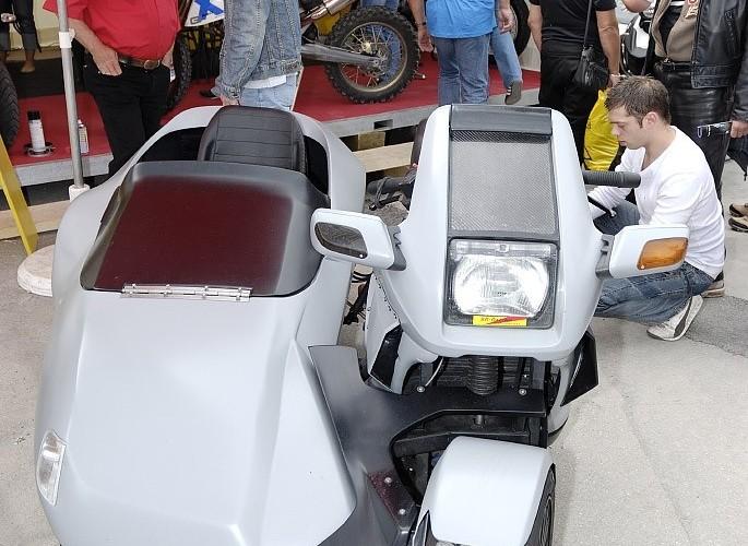 BMW Motorad Days Sidecar K100