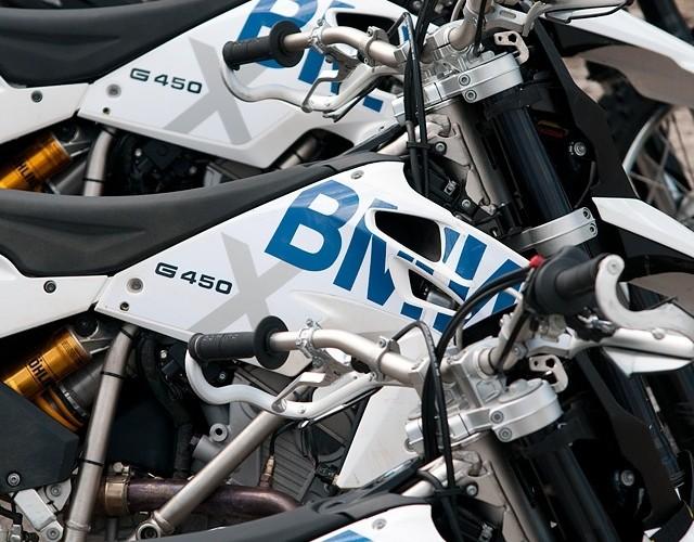bmw gs450x